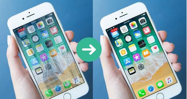 màn hình iphone chính hãng pisen